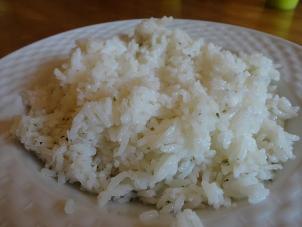 Coconut Jasmine Rice Recipe