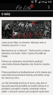 Fit Life 24 Hours Ostrava- screenshot thumbnail