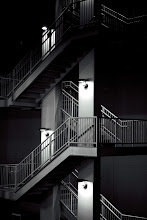 Photo: And she's buying a stairway to P5 Parking garage  I just love these things. The clanking of of the steps as I ascend. Losing count of the floors. Savoring my arrival at the summit.  #365project curated by +Susan Porter and +Simon Kitcher  #repetitivetuesday curated by +Ping Doherty and +Frank Schillinger