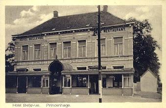 Photo: 1920 Liesboslaan Hotel Bellevue