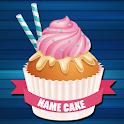 Name Birthday Cakes icon