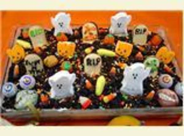 Ghosts In The Graveyard Recipe