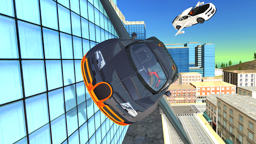 Flying Car Transport Simulator  screenshots 9