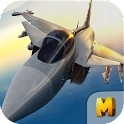F18 Jet Fighter Air Strike 3D icon