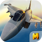 F18 Jet Fighter Air Strike 3D
