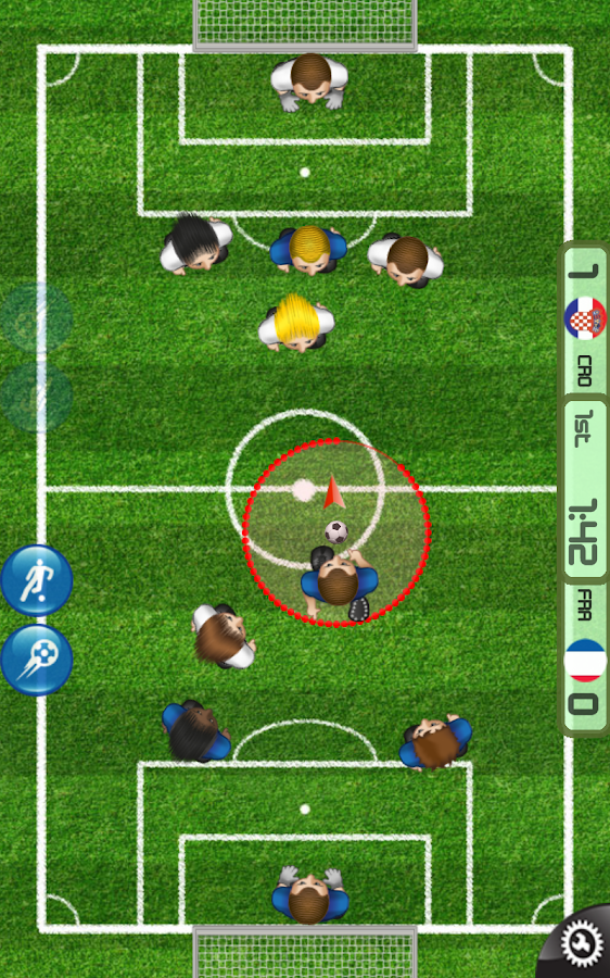 Fun Football Europe 2016- screenshot