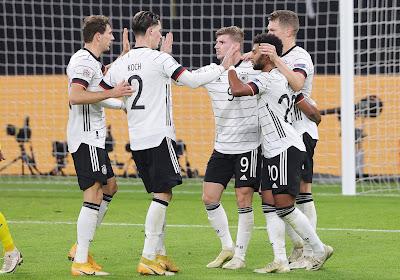 Suivez en direct commenté la rencontre entre l'Allemagne et la Hongrie