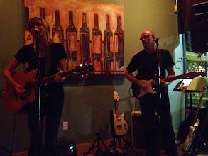 Photo: Sean & Colin at Wine 661