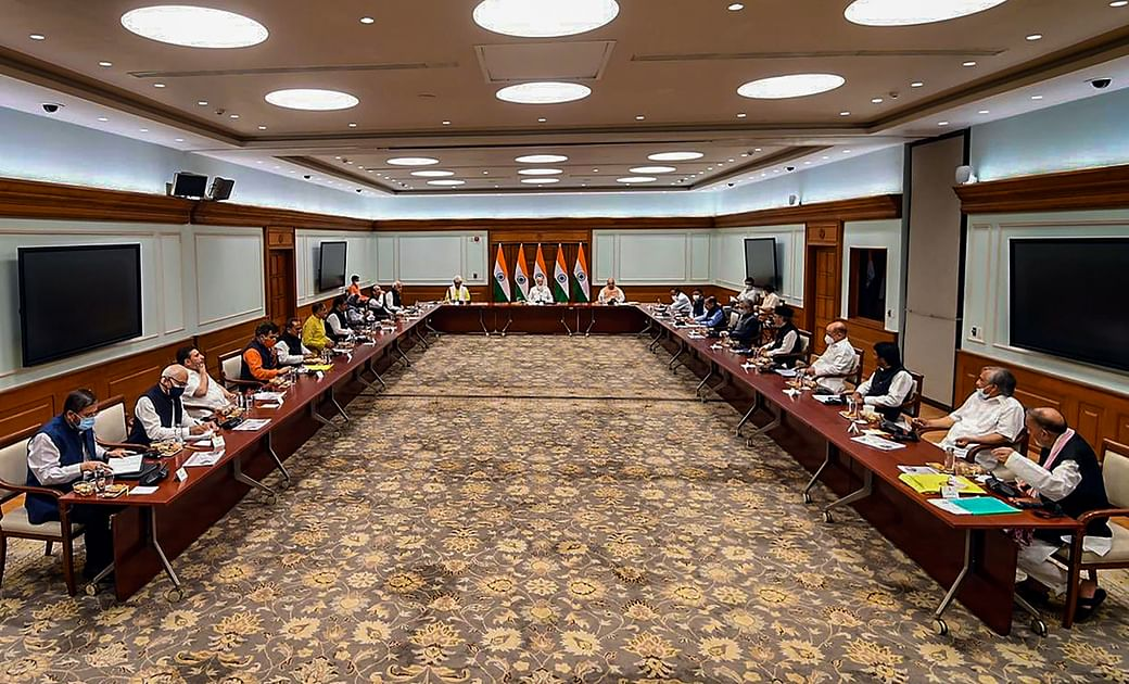 Matter sub judice': No discussion on Article 370 at PM Modi's 3-hour meet with Jammu and Kashmir leaders
