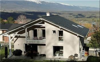 maison à Chevrier (74)
