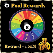 8 ball pool reward
