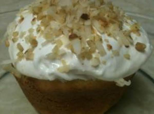 Coconut Lime Cupcakes Recipe