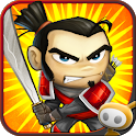 SAMURAI vs ZOMBIES DEFENSE icon