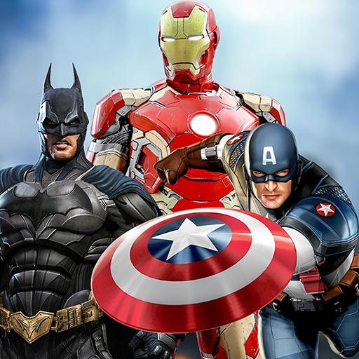 Immortal Gods Battle: Superhero Fight Club