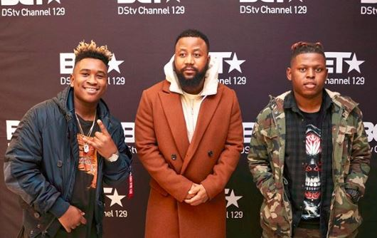 Distruction Boyz and Cassper Nyovest will rep Mzansi at the 2018 BET Awards.