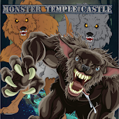 Monster Temple Castle