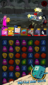 Adventure Time Puzzle Quest v1.96 Mod
