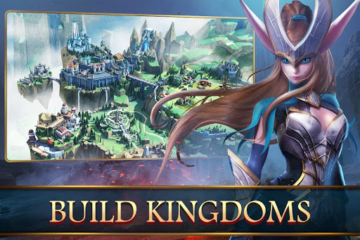 Screenshot for Mobile Royale MMORPG - Build a Strategy for Battle in United States Play Store