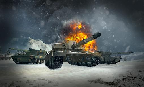 Tank Battle War Games 2020: Army Tank Games WW3 5