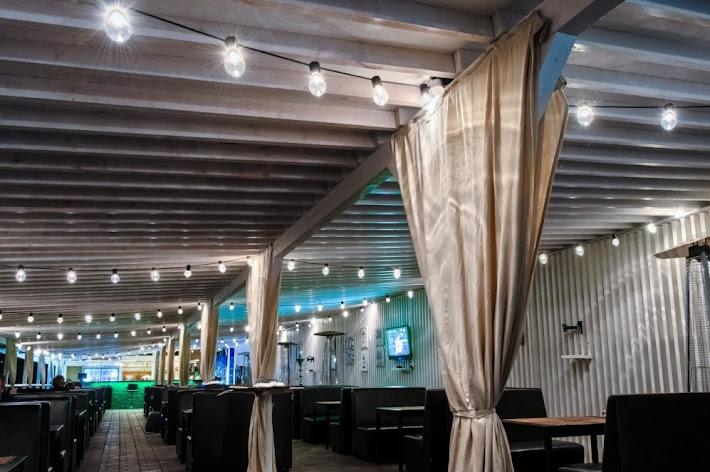 Фото №3 зала Терраса Galery Lounge