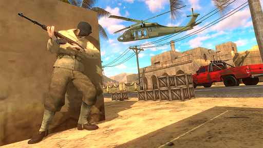 Air Force Shooter 3D - Helicopter Games apkslow screenshots 3