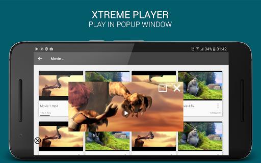 XPlayer HD Media Player  screenshots 7