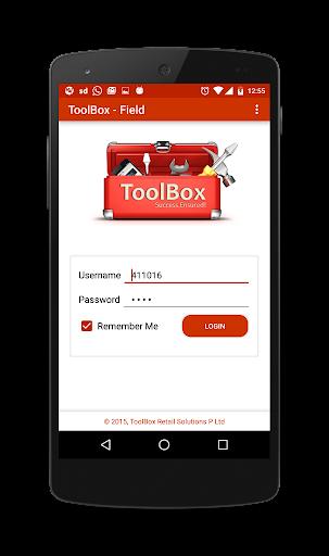 ToolBox - Field SFA App