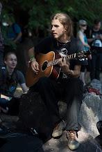 Photo: Mies ja kitara / A man and his guitar