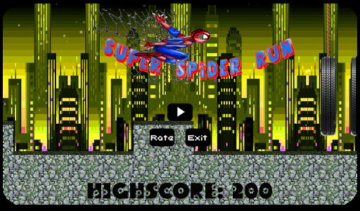 Super Spider Run