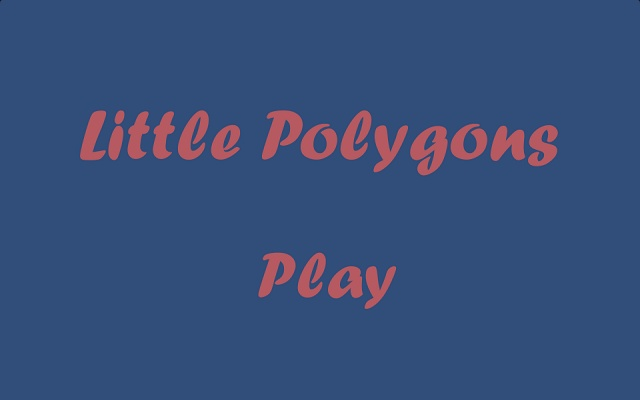 Little Polygons