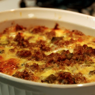 Spicy Breakfast Casserole