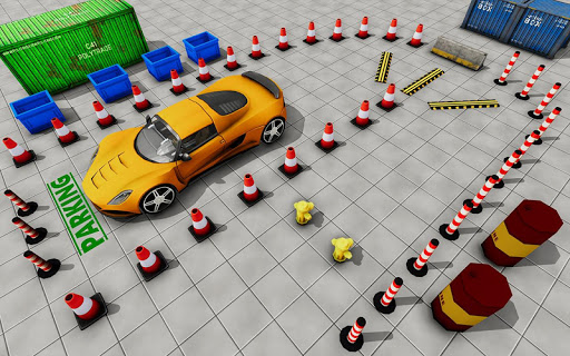 Télécharger Modern Car Parking Game 3d: Real Driving Car Games  APK MOD (Astuce) screenshots 3