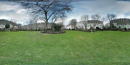 Photo: London - Maida Vale - Triangle Garden