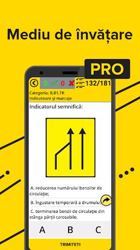eSofer-Chestionare auto PRO screenshot 7