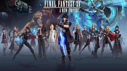Final Fantasy XV: A New Empire https screenshots 1