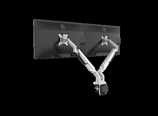 Elivi Twin skjermArm med Gasslift