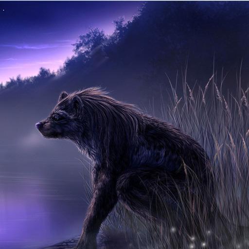 Nice werewolf - photo#15