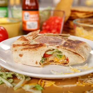 Taco Bell Crunchwrap Supreme.