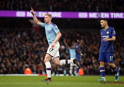 Kevin De Bruyne se voit désormais comme un leader du côté de Manchester City