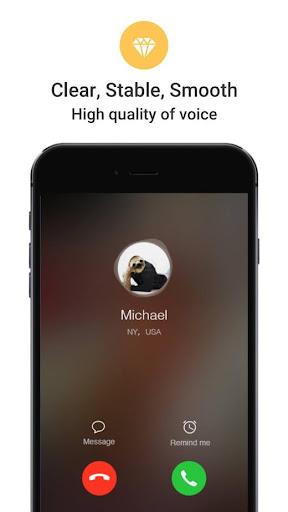 JusCall Free International Calling & Wifi Calling Apk 2