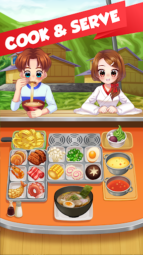 Ramen Cooking Game Adventure 1.0 androidappsheaven.com 2