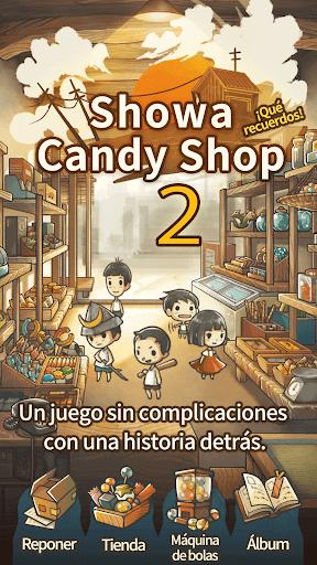 Juego que llega mu00e1s al corazu00f3n, Showa Candy Shop 2 1.0.0 Windows u7528 1