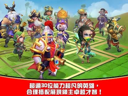 城堡爭霸 - Castle Clash 繁體中文版 - screenshot thumbnail