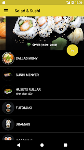 Salad & Sushi- screenshot thumbnail