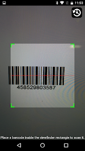 QR Barcode Scanner screenshot 2