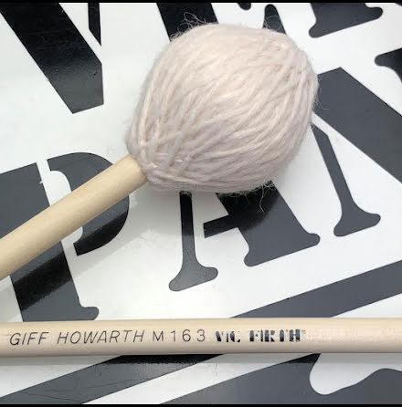 Vic Firth Gifford Howarth Signature Marimba Mallets - M163