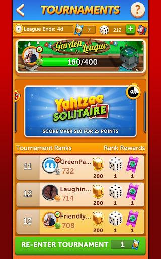 YAHTZEEu00ae With Buddies Dice Game 7.6.1 screenshots 24