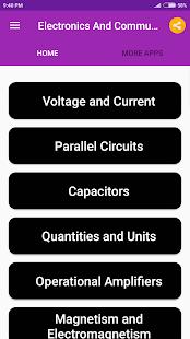 electronics communication apps on google play