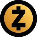 ZCASH price ticker