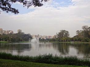 Photo: Parque do Ibirapuera in São Paulo